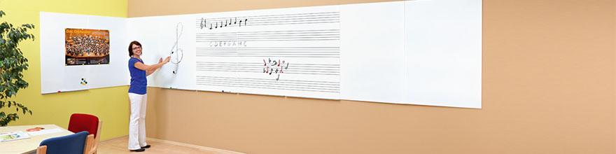 Musiktafeln  Notensaetze