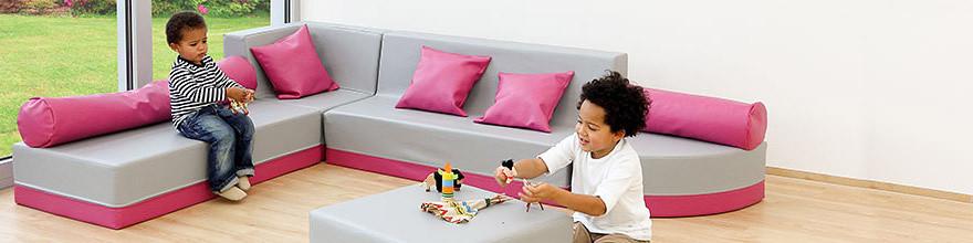 Sofas Soft-  Polstermoebel