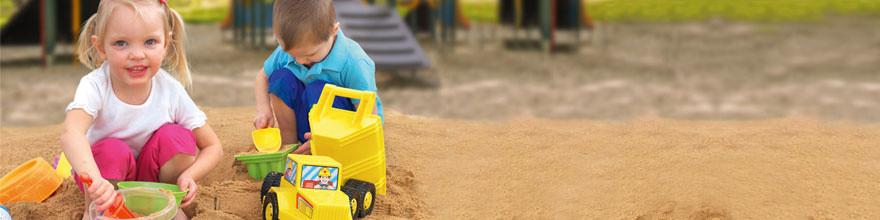Sandkasten  Modelliersand