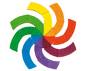 Geometrisches Puzzle Farbkreis Goethe-3