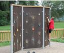 Free-Climbing-Wand Dreifache Wand beidseitig-2