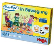 Ratz Fatz in Bewegung