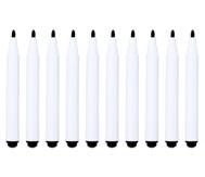 Set mit 10 Folienstiften, schwarz