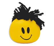 Knetball mit Frisur