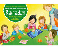 Bildkarten – Betül und Nele erleben den Ramadan