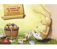 Bildkarten: Da drüben sitzt ein Osterhas'