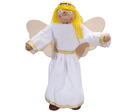 XXL Krippenfigur Engel