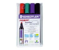 4 Farben im Etui, Flipchart-Marker