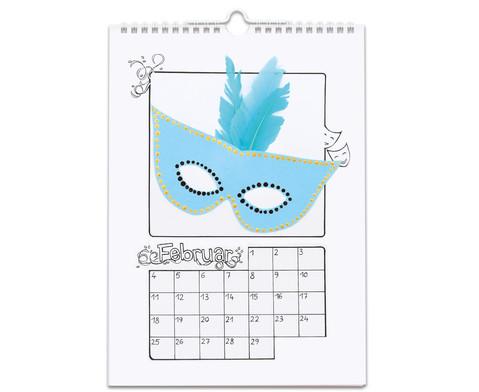 Kalender 10er Set-8