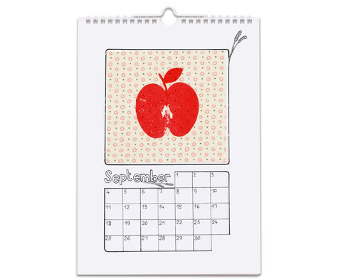 Kalender 10er Set-16