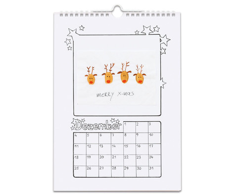Kalender 10er Set-17