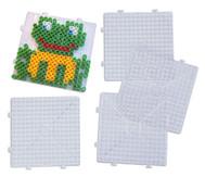 Steckplatten für Maxi-Bügelperlen