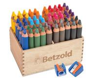 30 Buntstifte Malstifte Stifte Stift große Farbvielfalt Holzstifte Zeichenstifte