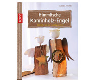 Himmlische Kaminholz-Engel