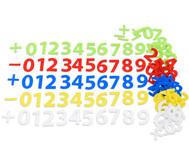 Filz-Zahlen, selbstklebend