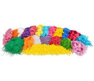 Strukturmaterial für Fingerfarben