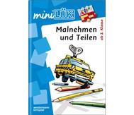 miniLÜK-Heft: Malnehmen und Teilen