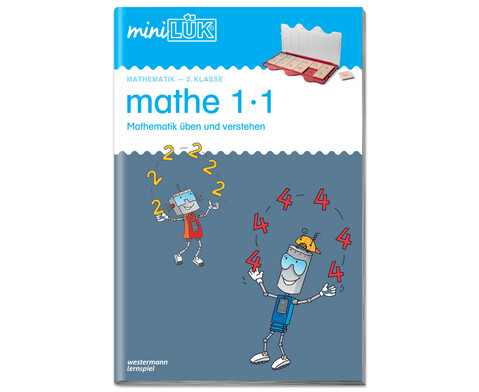 miniLUEK Mathe 1 x 1