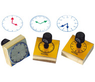 Uhrenstempelsatz (3-teilig)