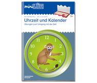 miniLÜK-Heft: Uhr und Kalender