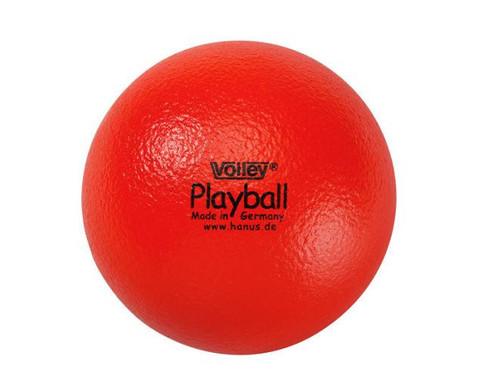 VOLLEY-Softball Playball
