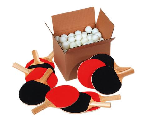 Tischtennis-Gruppenset