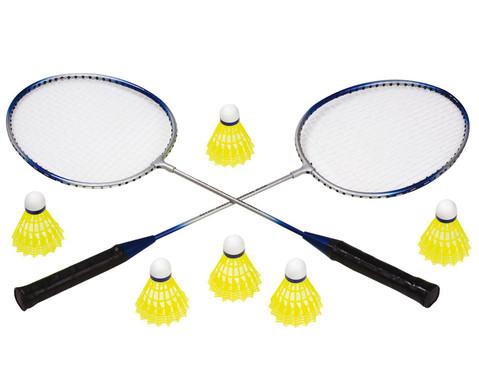 Betzold Sport Badminton-Set Duo