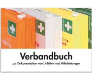 Verbandbuch klein - DIN A5