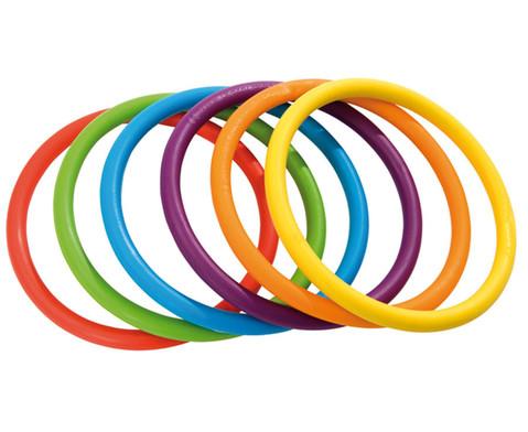 Regenbogen-Ringe 6 Stueck-1