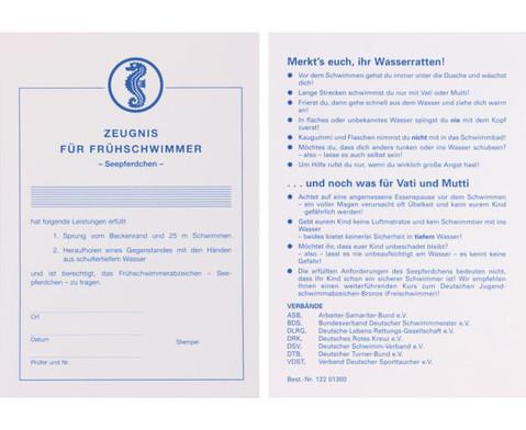 Zeugnis fuer Fruehschwimmer-3