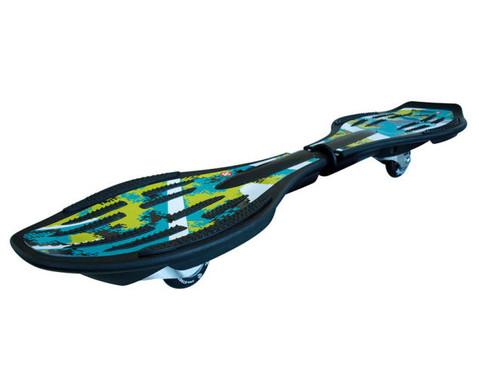 Waveboard The Wave Swell Seeker Green-White-2