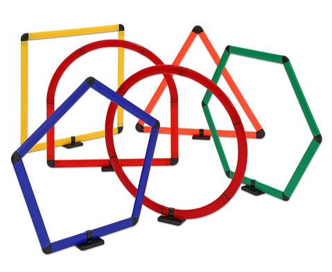 Satz mit 6 geometrischen Formen-1