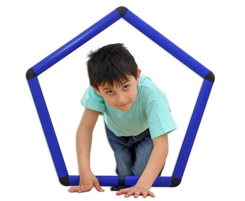 Satz mit 6 geometrischen Formen-8