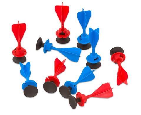 Set mit 10 Ersatzpfeilen zur Armbrust-1