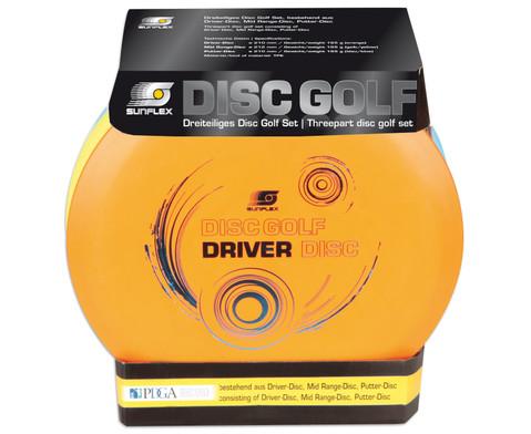 Wurfscheiben-Set Disc Golf-5