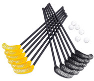"Unihockey Set ""Champ"""