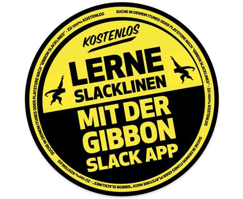 Gibbon Slackline-Gestell Slack Rack Fitness-5