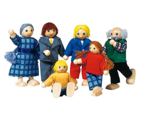 Biegepueppchen City Family