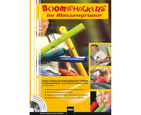 Boomwhackers im Klassengroove-1