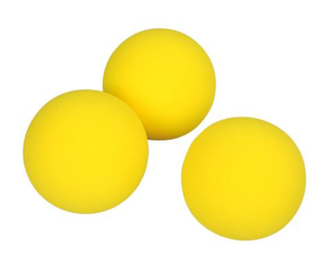 Ersatzbaelle zum Mini-Tennis - 3 Stueck