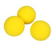 Ersatzbälle zum Family-Tennis, 3 Stück