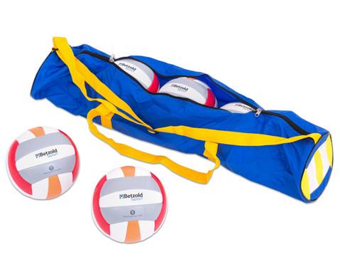 Beach-Volleyball-Set mit Tragetasche