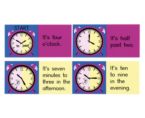 What time is it please