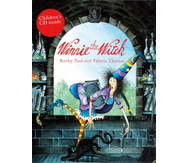 Winnie the Witch, Buch mit CD