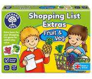 Shopping List Booster Pack: Fruit & Veg