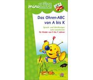 miniLÜK: Das Ohren-ABC von A - K
