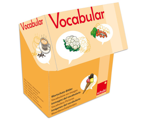 Vocabular Wortschatzbilder Obst Gemuese Lebensmittel