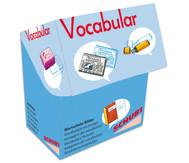 Vocabular Wortschatzbilder: Schule, Medien, Kommunikation