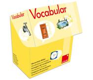 Vocabular Wortschatzbilder:  Haus und Garten