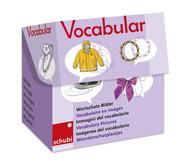 Vocabular Wortschatzbilder: Kleidung und Accessoires